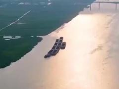 惠及皖豫两省 引江济淮工程