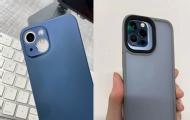 iPhone 13全系保护壳曝光