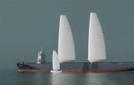 米其林風帆助力航運業脫碳