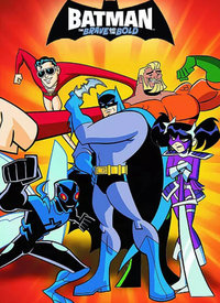 Batman:The Brave And The Bold