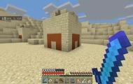 发现沙漠神殿但它爆炸了