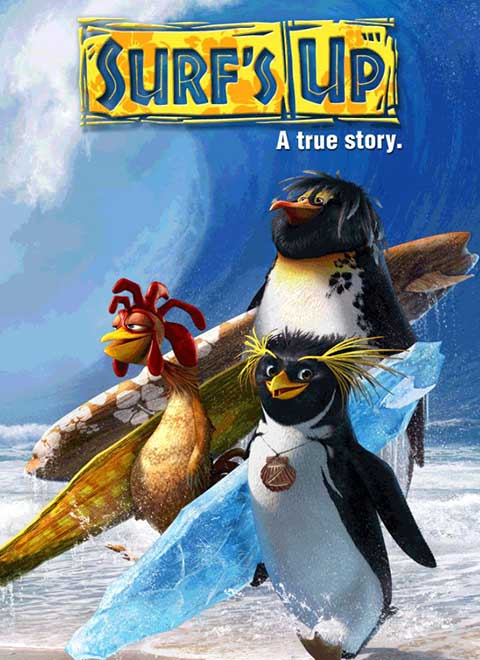 冲浪企鹅全集观看